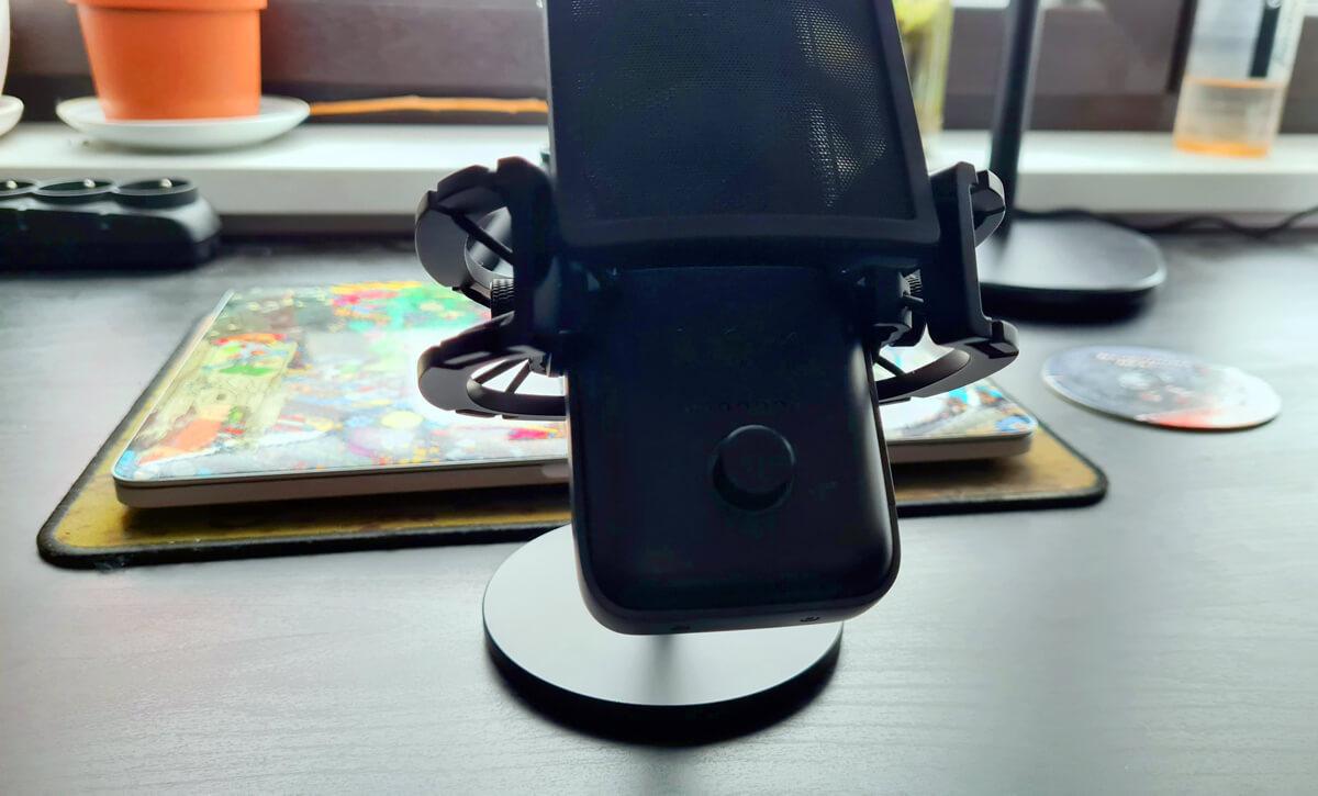 End3r's Corner - AV setup: mic
