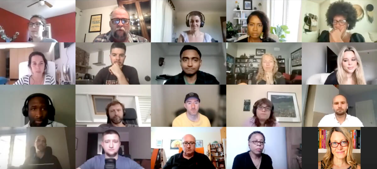 Grant for the Web community call #1