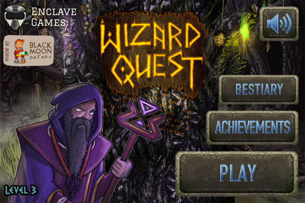 wizardquest-mainmenu