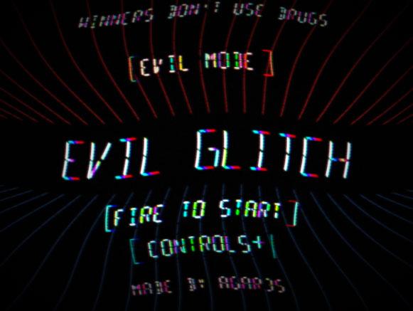 evil-glitch-menu