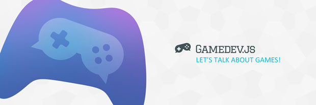 GamedevJS.com banner