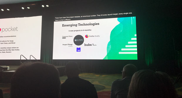 SF All Hands 2018 - Emerging Technologies