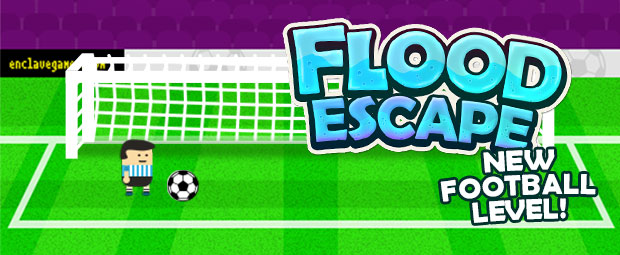 Flood Escape - Football