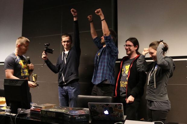 GameJam.js 2019: winners