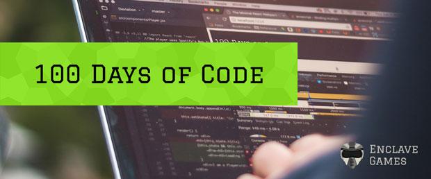 My 100 Days of Code