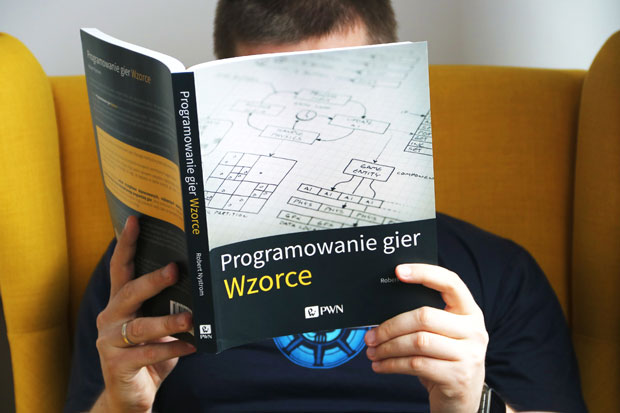 Game Programming Patterns - cover