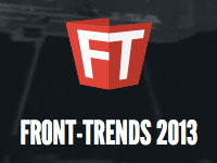 Front-Trends 2013