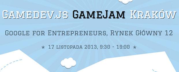 Gamedev.js GameJam Kraków