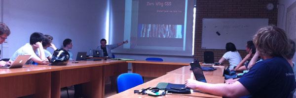 Meet.js Warszwa Lipiec 2011