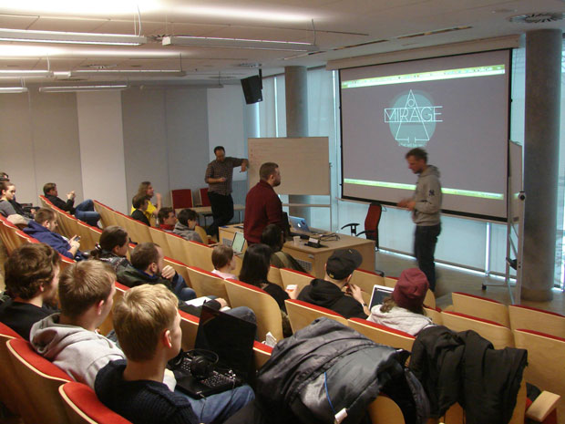 Poznań Game Jam 2014 - Mirage