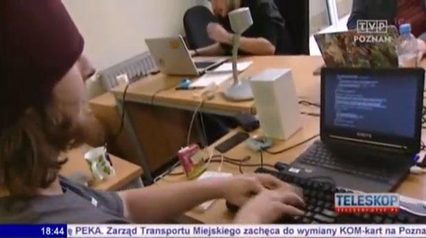 Poznań Game Jam 2014 - Sos robi grę